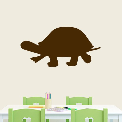 Sweetums Wall Decals Turtle Silhouette Wall Decal
