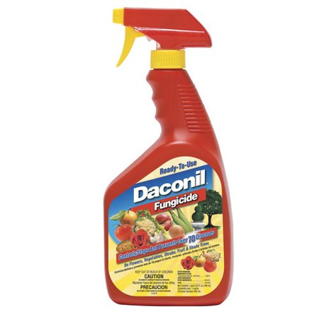 Daconil Ready To Use Spray Fungicide  32 Oz