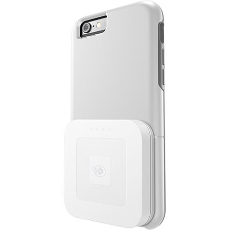 Contactless   Chip Reader Module Square   White