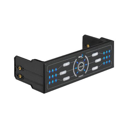 Image of AeroCool Control Panel - Fan Controller F6XT