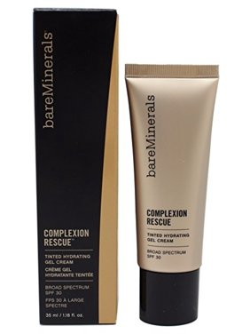 BareMinerals Complexion Rescue Tinted Hydrating Gel Cream, Dune 1.18 oz