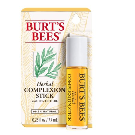 Burt's Bees Herbal Complexion Stick (Pack of 2), COMPLEXION STICK: Control and eliminate pesky imperfections on the spot with the fast acting natural treatment of.., By Burts