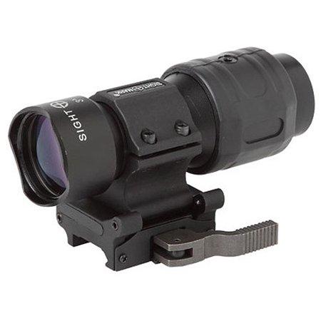 Sightmark Tactical Magnifier STS - Tactical magnifier 3 x 29 - fogproof, waterproof, shockproof - matte black