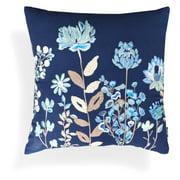A1 Home Collections Georgia Indigo Floral Pillow