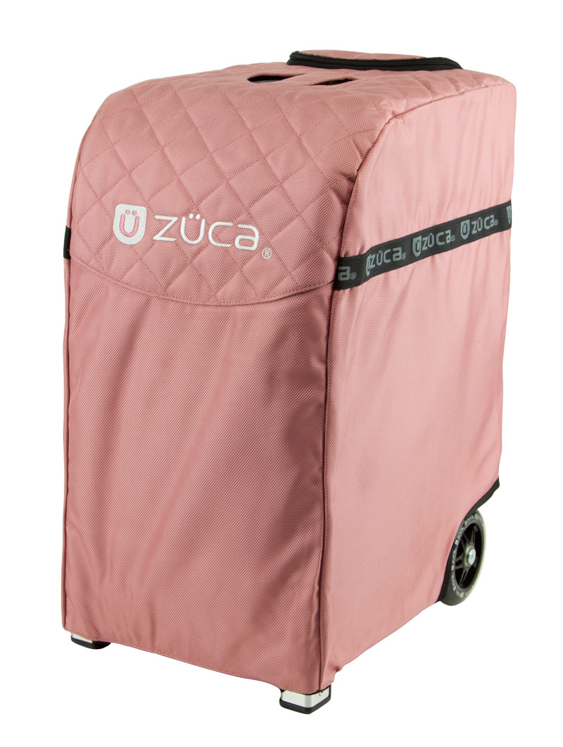 Zuca Sport Bag Travel Cover (Dusty Rose) for Pro or Sport by