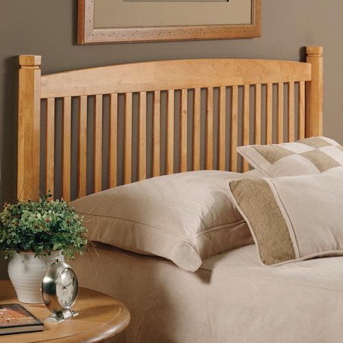 Hillsdale Furniture Oak Tree Wood Headboard