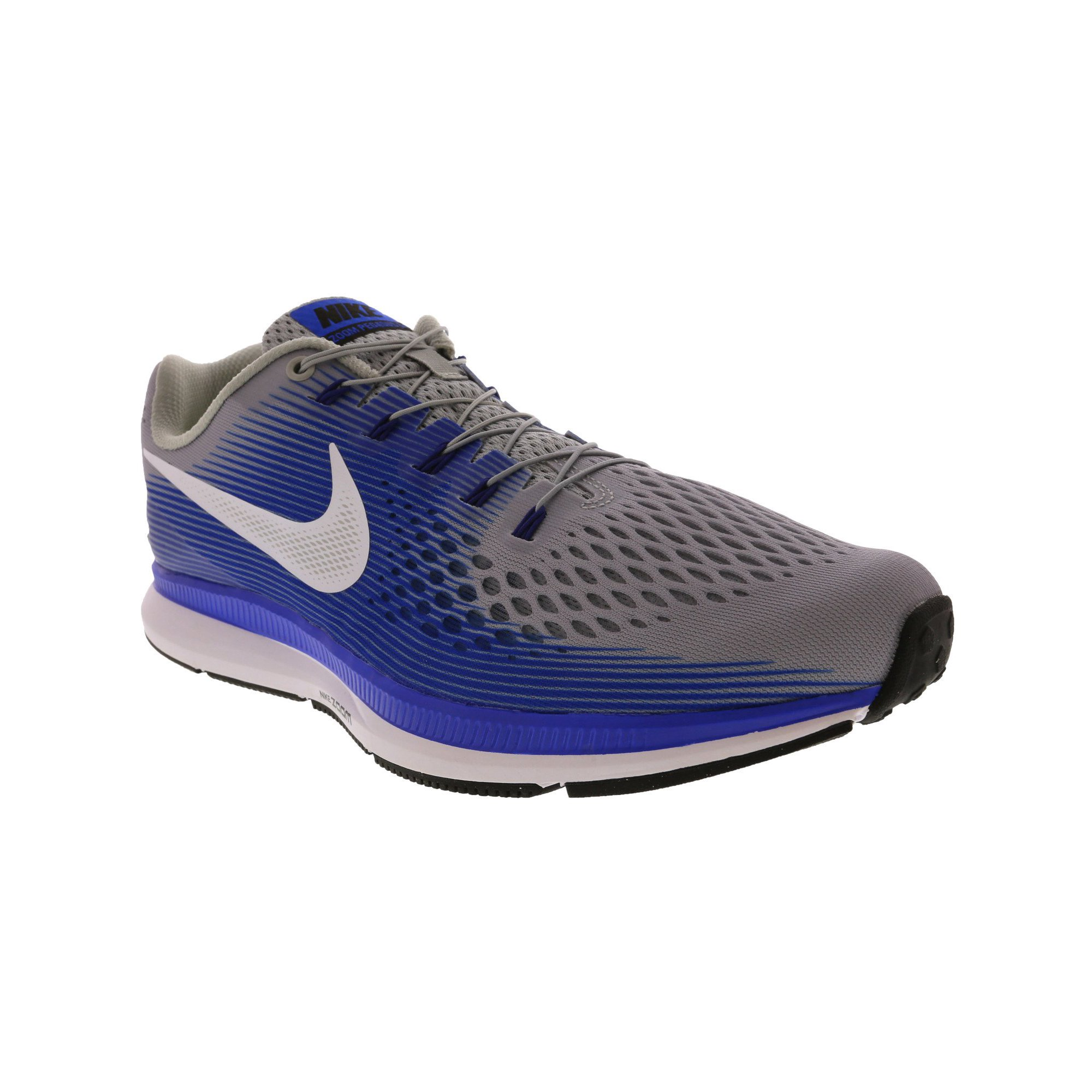 9f17df08508ac Nike Men's Air Zoom Pegasus 34 Flyease Thunder Blue / White Ankle ...