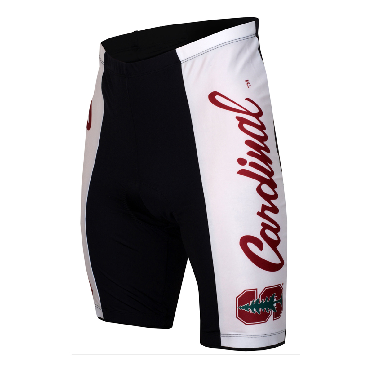Adrenaline Promotions Standford University Cardinals Cycling Shorts