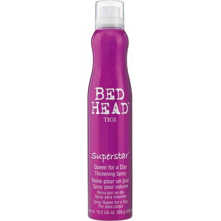 TIGI Bed Head Superstar Queen for A Day Thickening Spray, 10.2