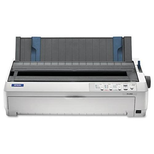 Epson Fx-2190n Dot Matrix Printer - 680 Cps Mono Parallel, Usb (c11c526001nt) by Epson