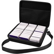 2000+ Card Game Case Holder fits Main Game and All Expansions, C.A.H/ Magic/ Cards Deck Box Compatible with Cards Against Humanity/ Magic The Gathering Board Game Cards / Yugioh/ Dominion &