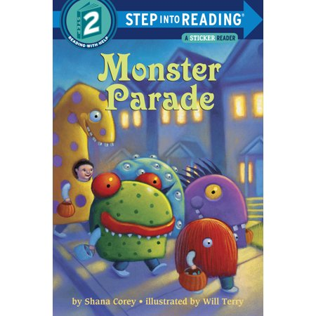 Monster Parade - Preschool Halloween Parade