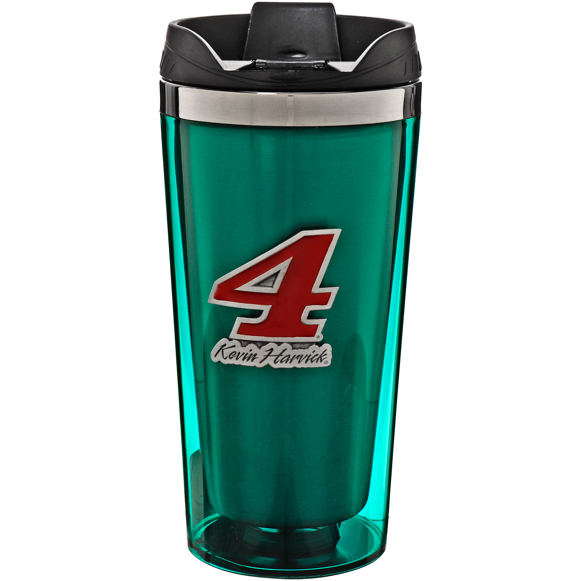 Kevin Harvick 16oz. Acrylic Mug - Green - No Size