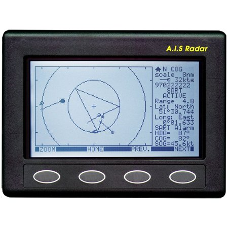 Clipper CLIP-AIS Ais Plotter/radar - Requires Gps Input & Vhf Antenna