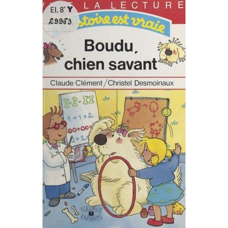 Boudu, chien savant - eBook
