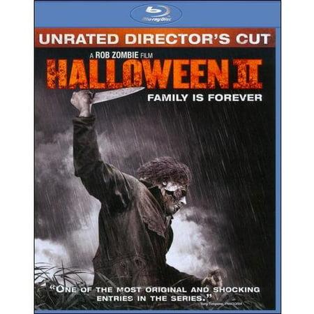 halloween ii unrated blu ray bd live - Halloween Ii Blu Ray