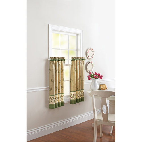 Better Homes and Gardens Olive Branch Window Treatments