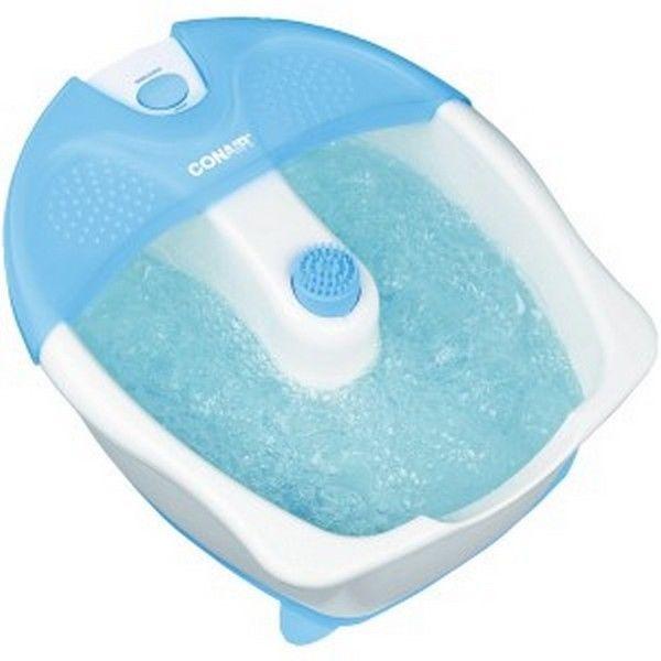 Conair CNRFB5X Foot Bath With Heat Bubbles & 1 Attachment