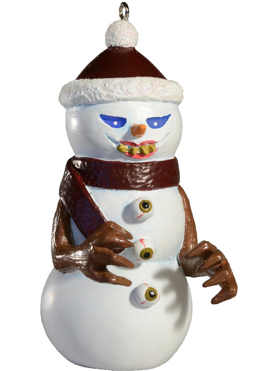 Horrornaments Snow Woman Halloween Christmas Tree Ornament Decoration Walmart Com Walmart Com