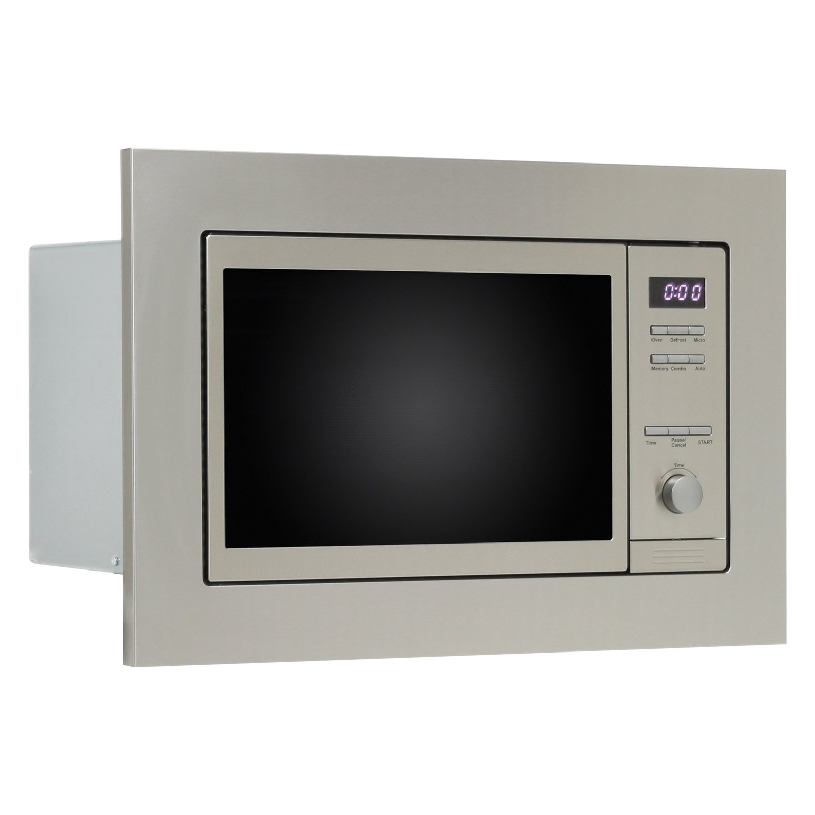 Equator Deco CMO 800 Stainless Steel 0.8 cu. ft. Built-In Microwave
