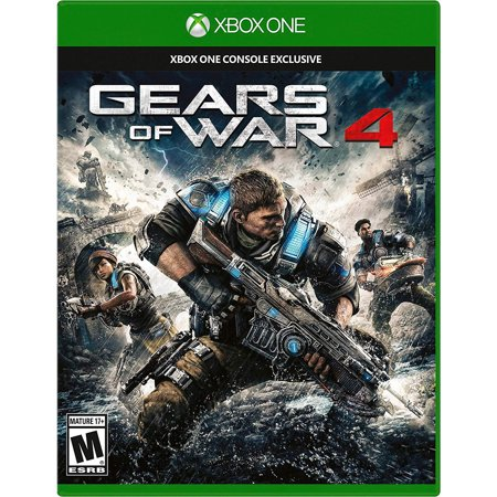 Gears Of War 4, Microsoft, Xbox One, 889842262056 (Gears Of War 4 Trailer Official 2016)