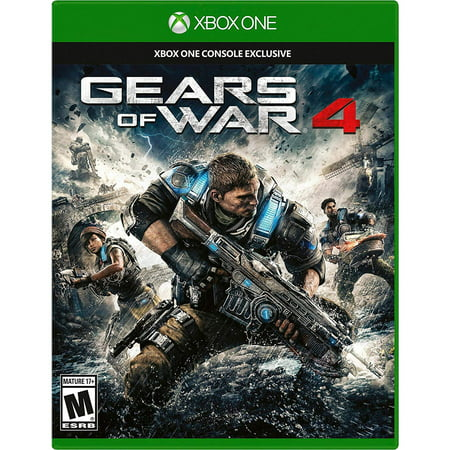 Gears Of War 4, Microsoft, Xbox One, 889842262056