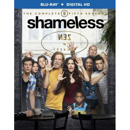 Shameless  The Complete Fifth Season  Blu Ray   Digital Hd With Ultraviolet