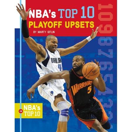 NBA's Top 10: Nba's Top 10 Playoff Upsets (Hardcover)