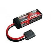 Traxxas 11.1v 1400mah LiPo Battery ID Plug 25C