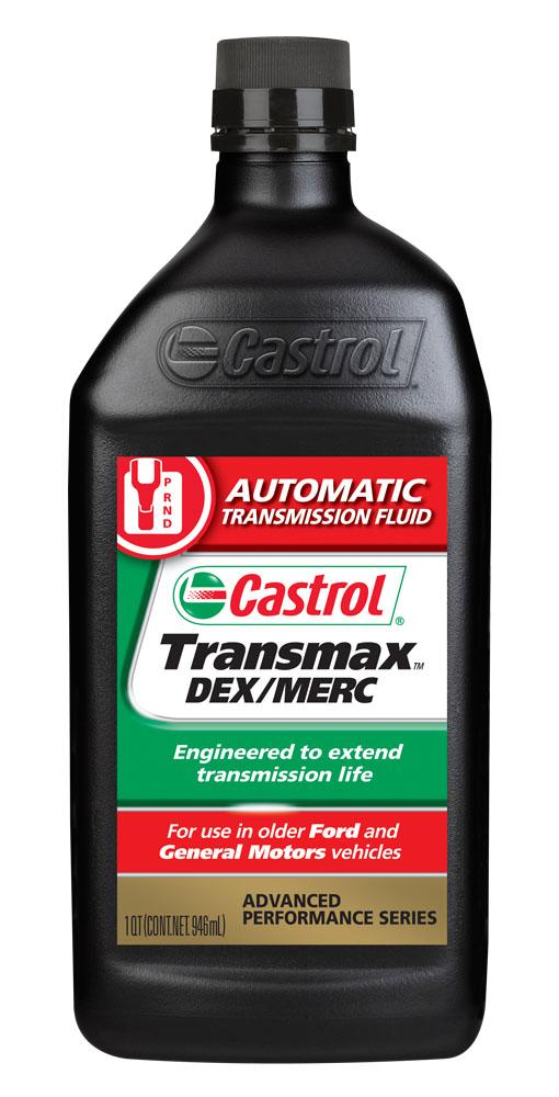 Castrol Domestic Multi-Vehicle Automatic Transmission Fluid, 1 qt by Castrol