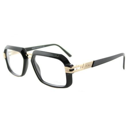 Cazal Cazal6004 001 Unisex Rectangular (Cazals Glasses For Sale)