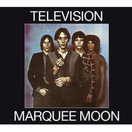 Television - Marquee Moon [CD] Television - Marquee Moon [CD]