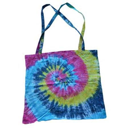 Women Tote Handbags Bright Red Smiling Sun Flowers and Hearts Bright Colored Washable Cotton