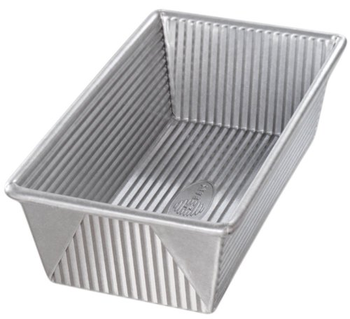 USA Pan Aluminized Steel Loaft Pan with Americoat