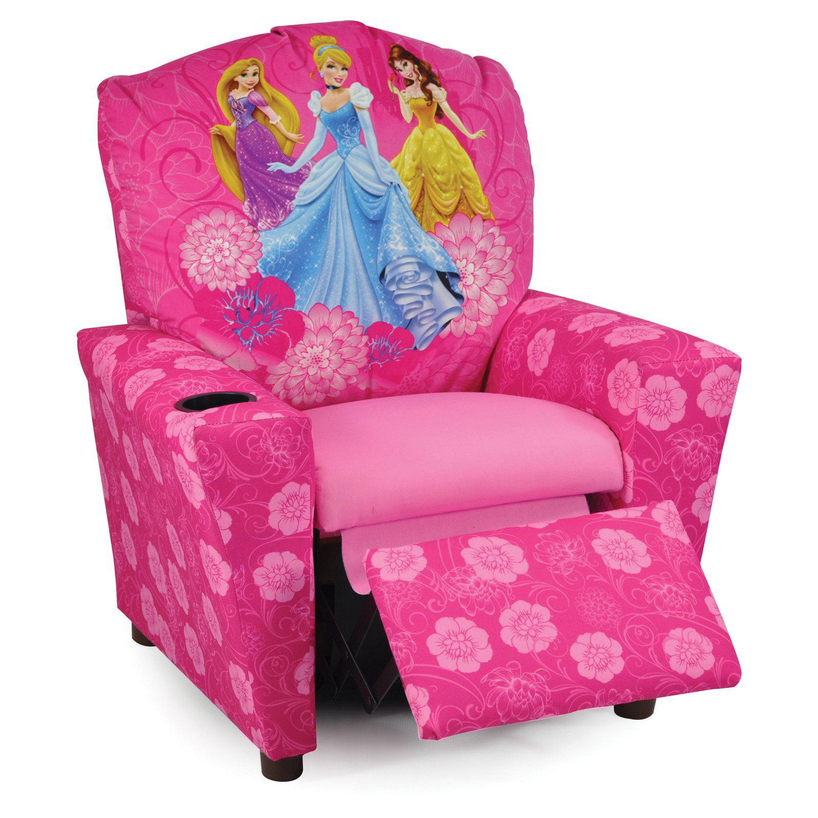 Disney Princesses Kids Recliner   Walmart.com