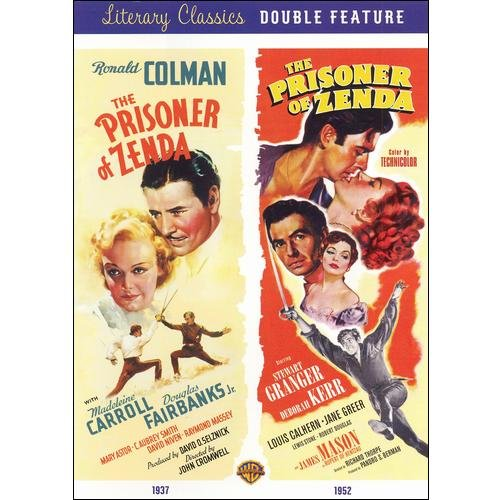 The Prisoner Of Zenda (1937/1952) (Full Frame)