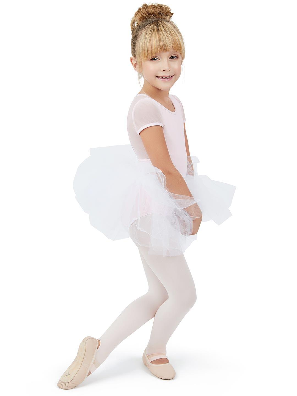 Jacques Moret Girls Little 2T-5T Tutu Skirt