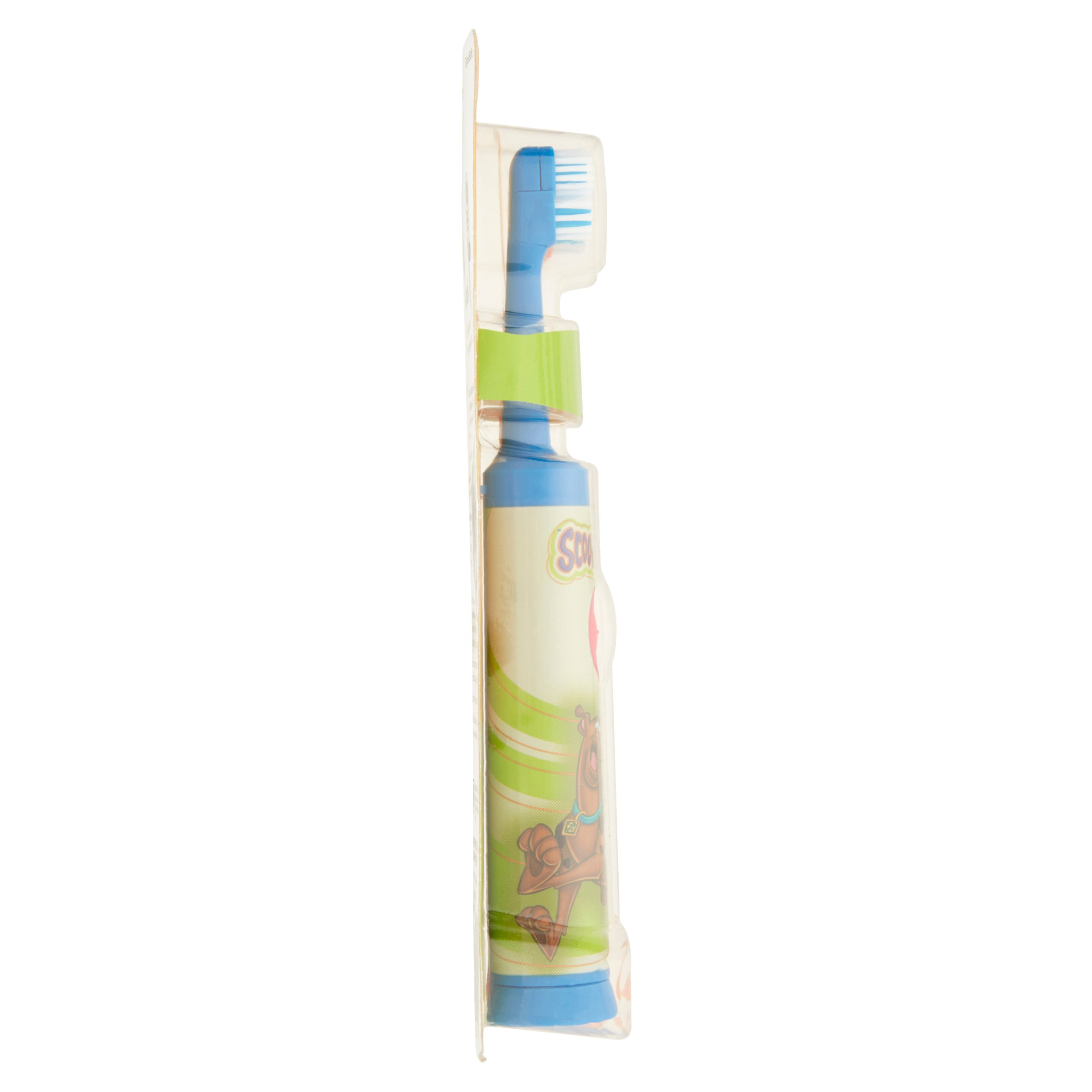 BrushPoint ScoobyDoo Extra Soft 2 Power Toothbrushes Value Twin