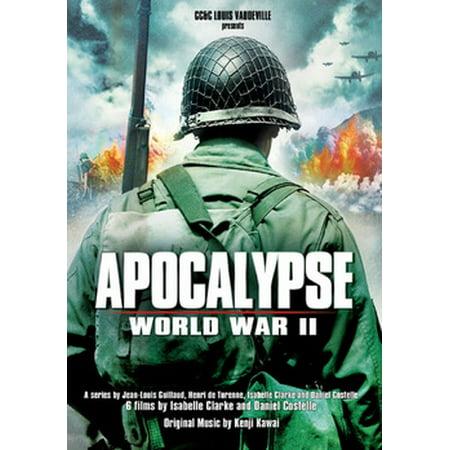 Apocalypse World War II (DVD)