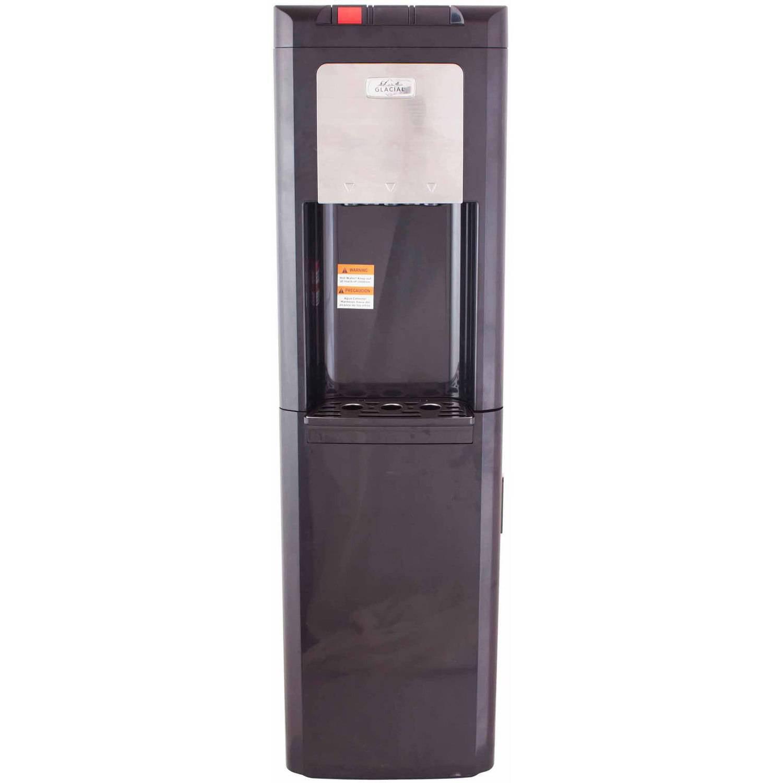 Glacial Taller Black Top Load Water Dispenser Water Cooler