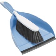 Homebasix Hand Broom with Dust Pan by Brooms