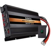 Duracell 3000W High Powered Inverter