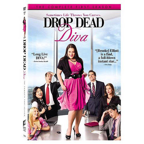 Drop Dead Diva: The Complete First Season (Widescreen)