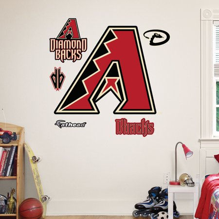 Fathead Arizona Diamondbacks Primary Logo by