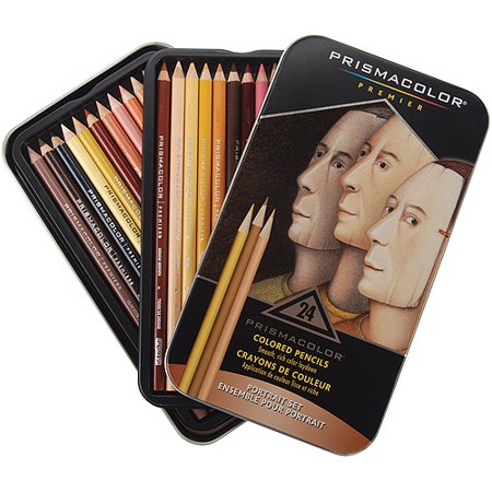 Prismacolor Portrait Sketch Kit