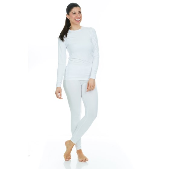 3537dd80a29d76 Thermajane - Thermajane Women's Ultra Soft Thermal Underwear Long ...