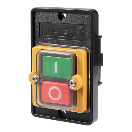 Start Stop Push Button Switch O/I 10A KAO-5M for Electric Tool - image 2 of 4