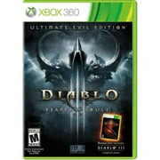 Diablo III Ultimate Evil Edition- Xbox 360 (Refurbished)
