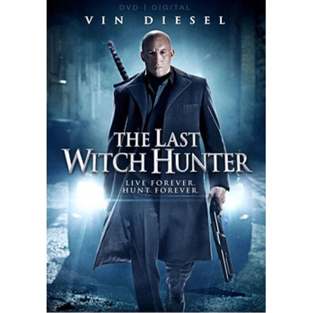 Bathsheba The Witch (The Last Witch Hunter (DVD))