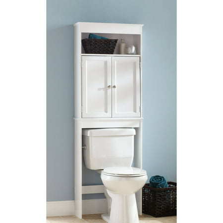 Hawthorne Place Wood Space Saver White Walmart Com